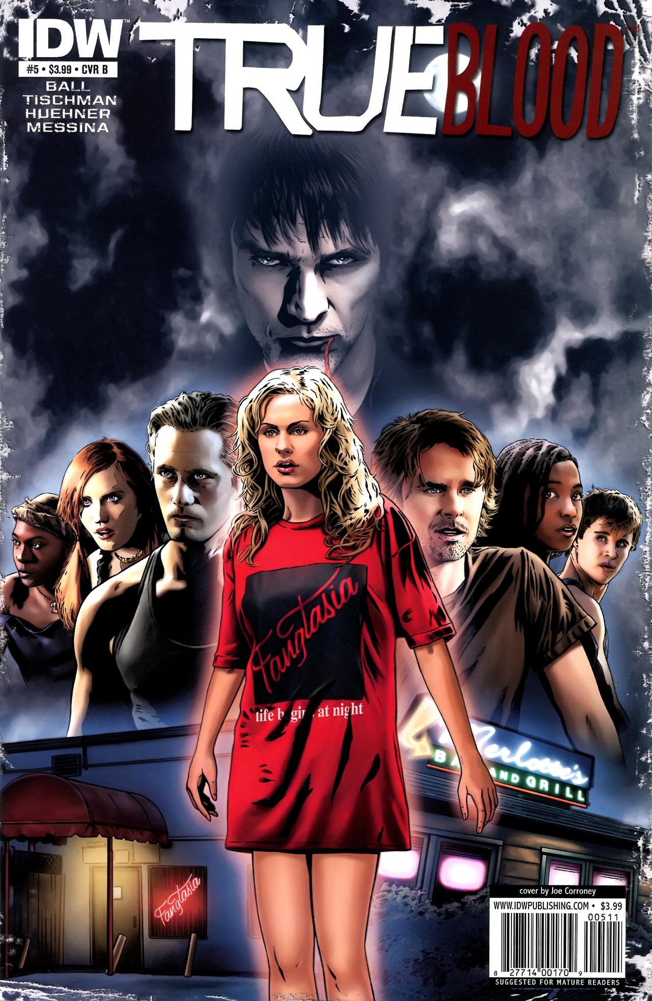Read online True Blood (2010) comic -  Issue #5 - 2
