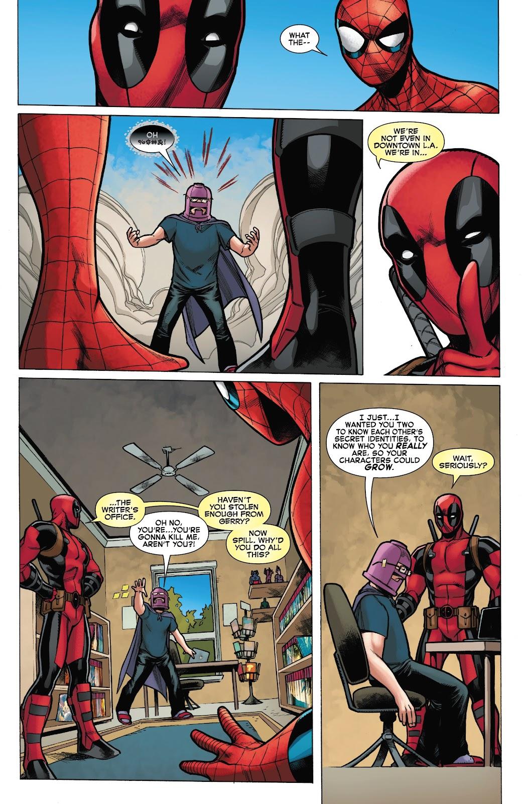 Read online Spider-Man/Deadpool comic -  Issue #50 - 23