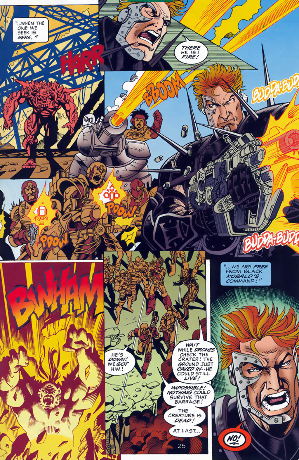 Read online Doomsday Annual comic -  Issue # Full - 27