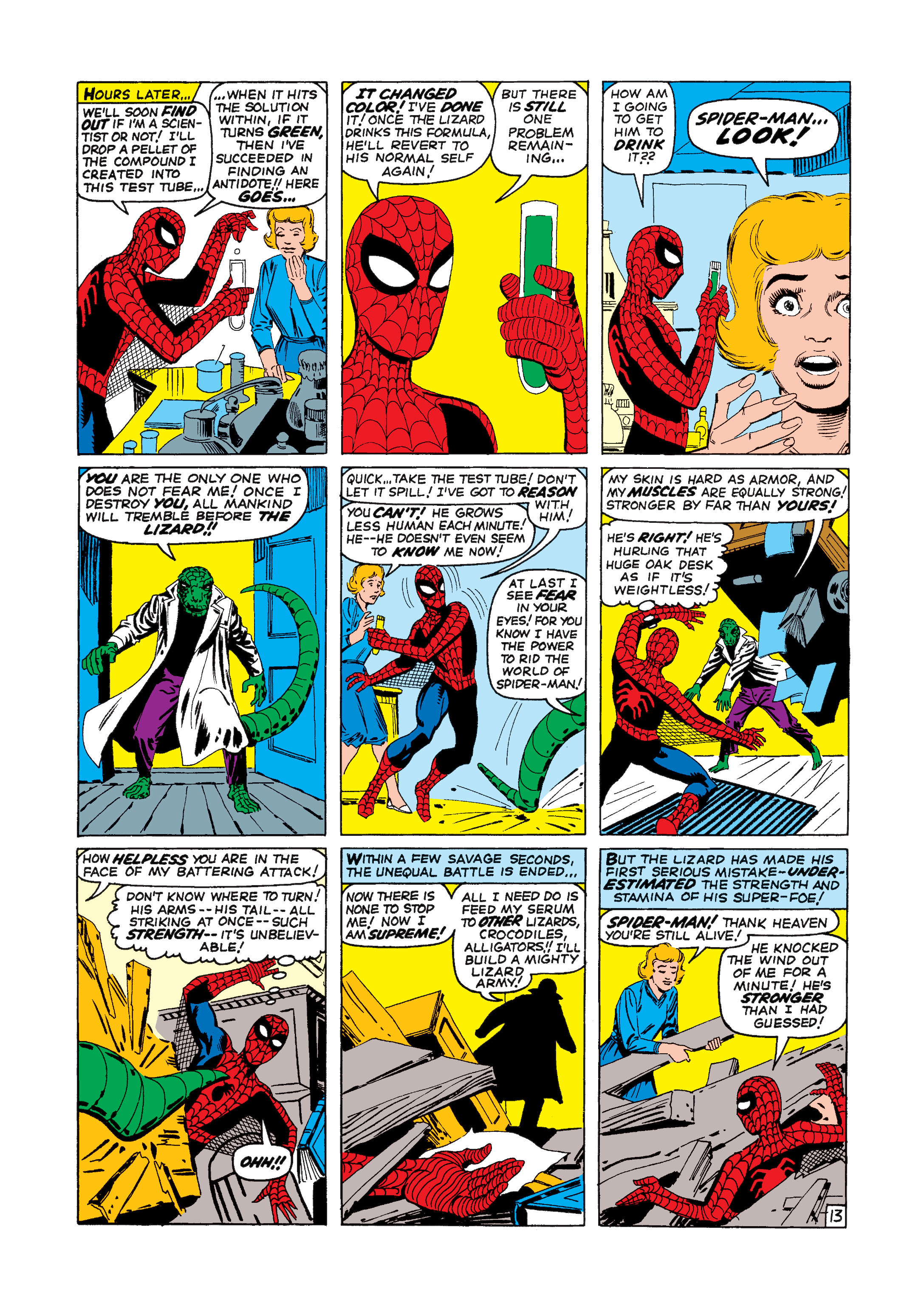 The Amazing Spider-Man (1963) 6 Page 13