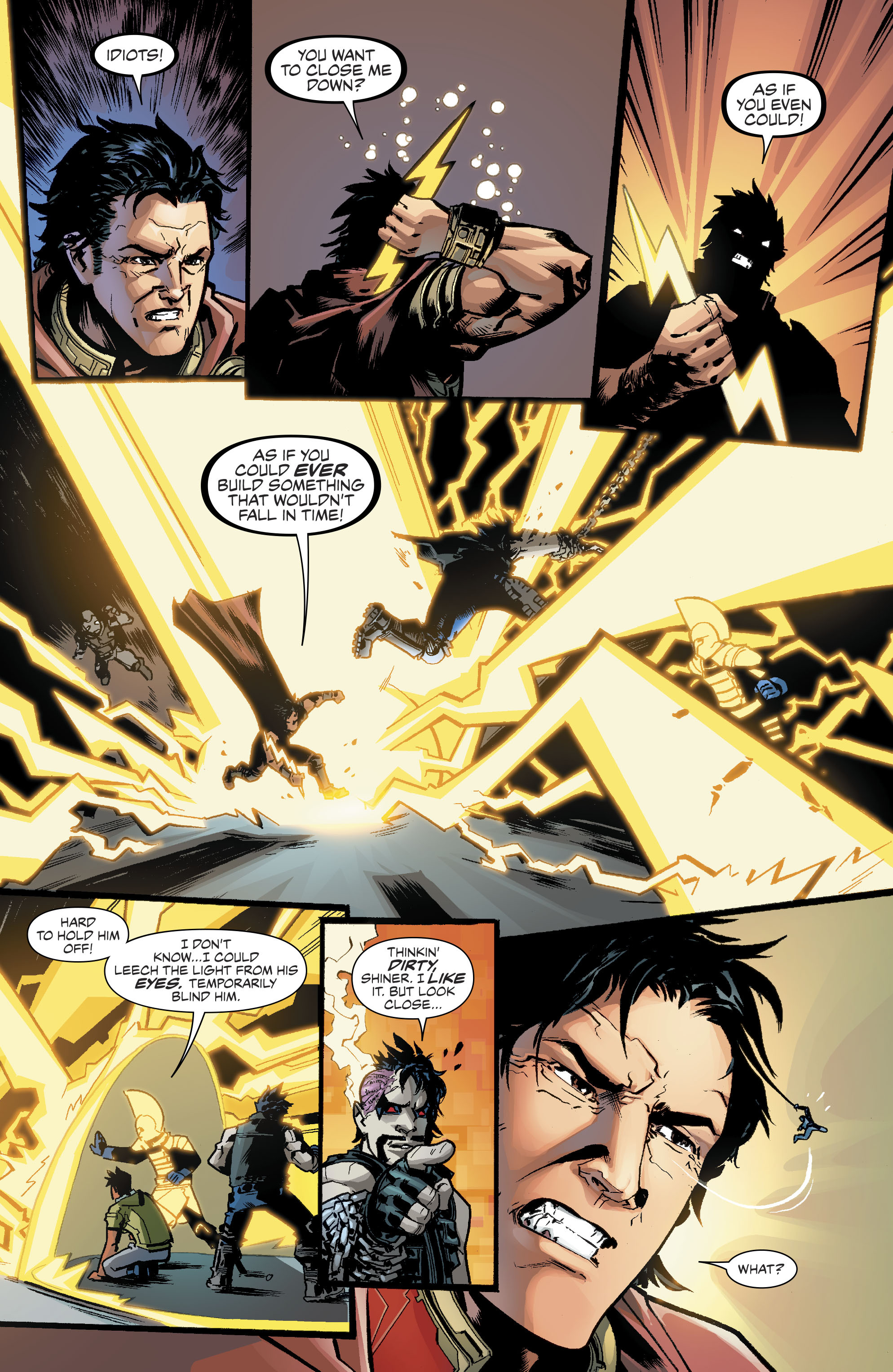 Read online Justice League of America (2017) comic -  Issue #6 - 15