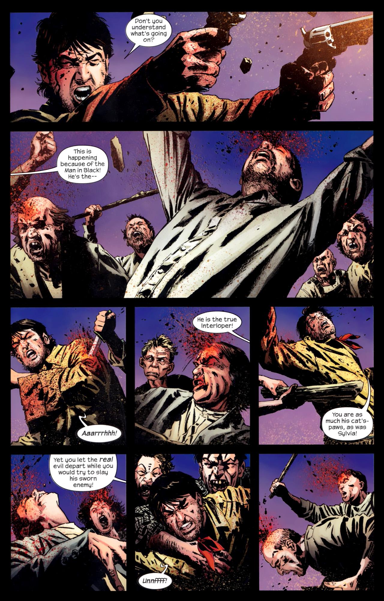 Read online Dark Tower: The Gunslinger - The Battle of Tull comic -  Issue #5 - 16