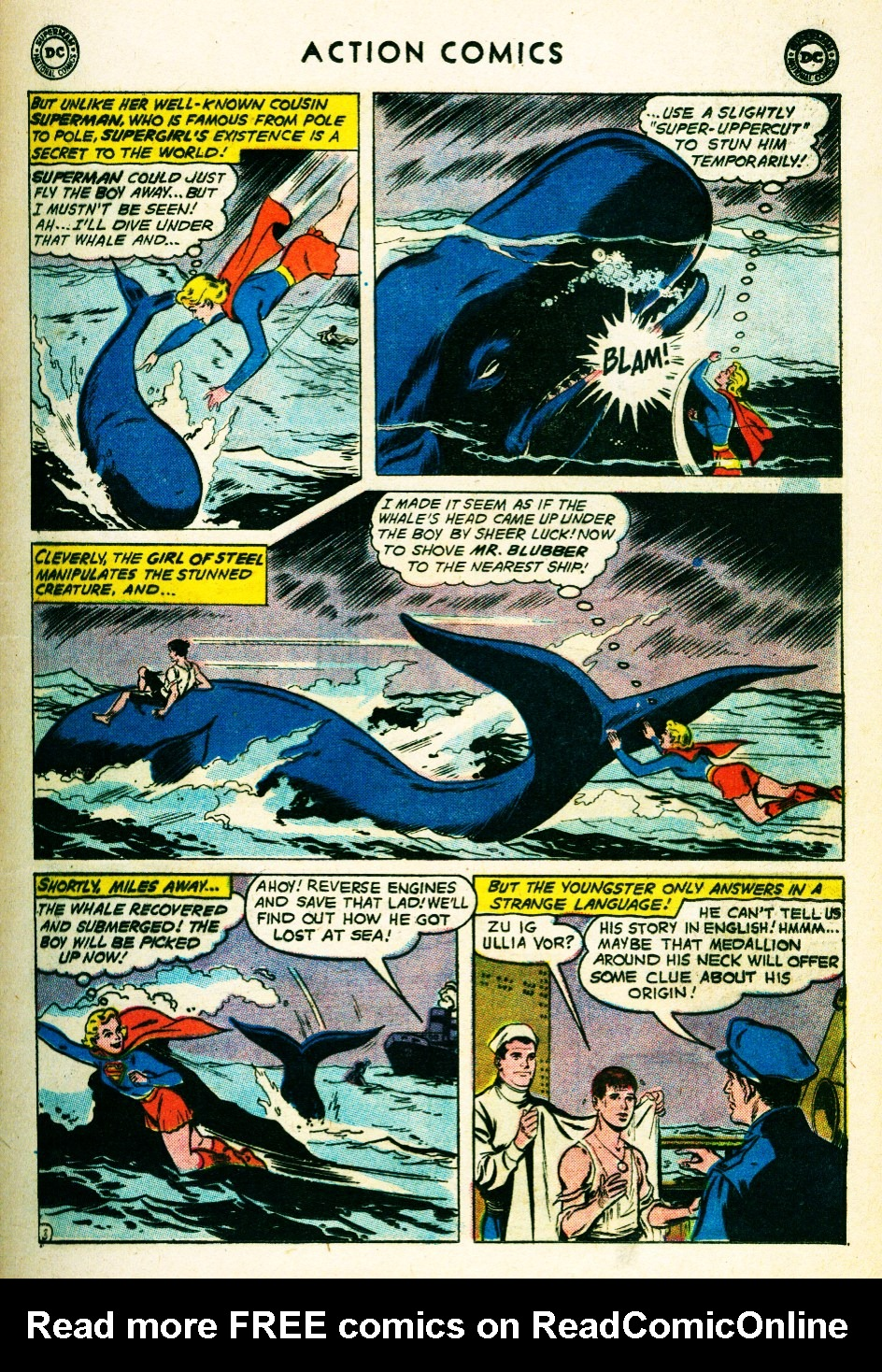 Read online Action Comics (1938) comic -  Issue #263 - 21