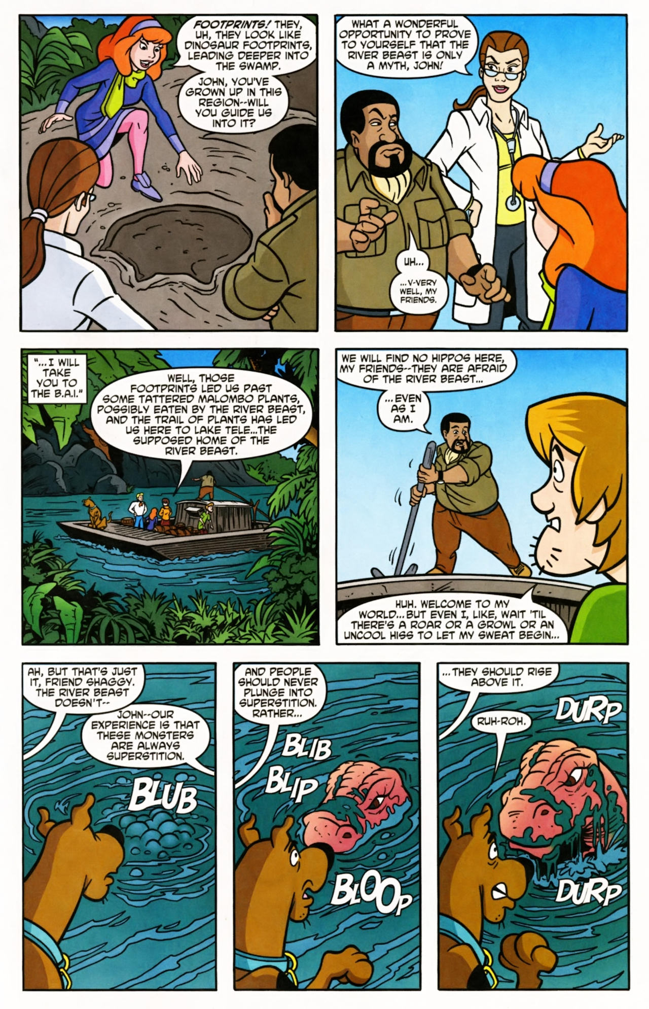 Read online Scooby-Doo (1997) comic -  Issue #145 - 18