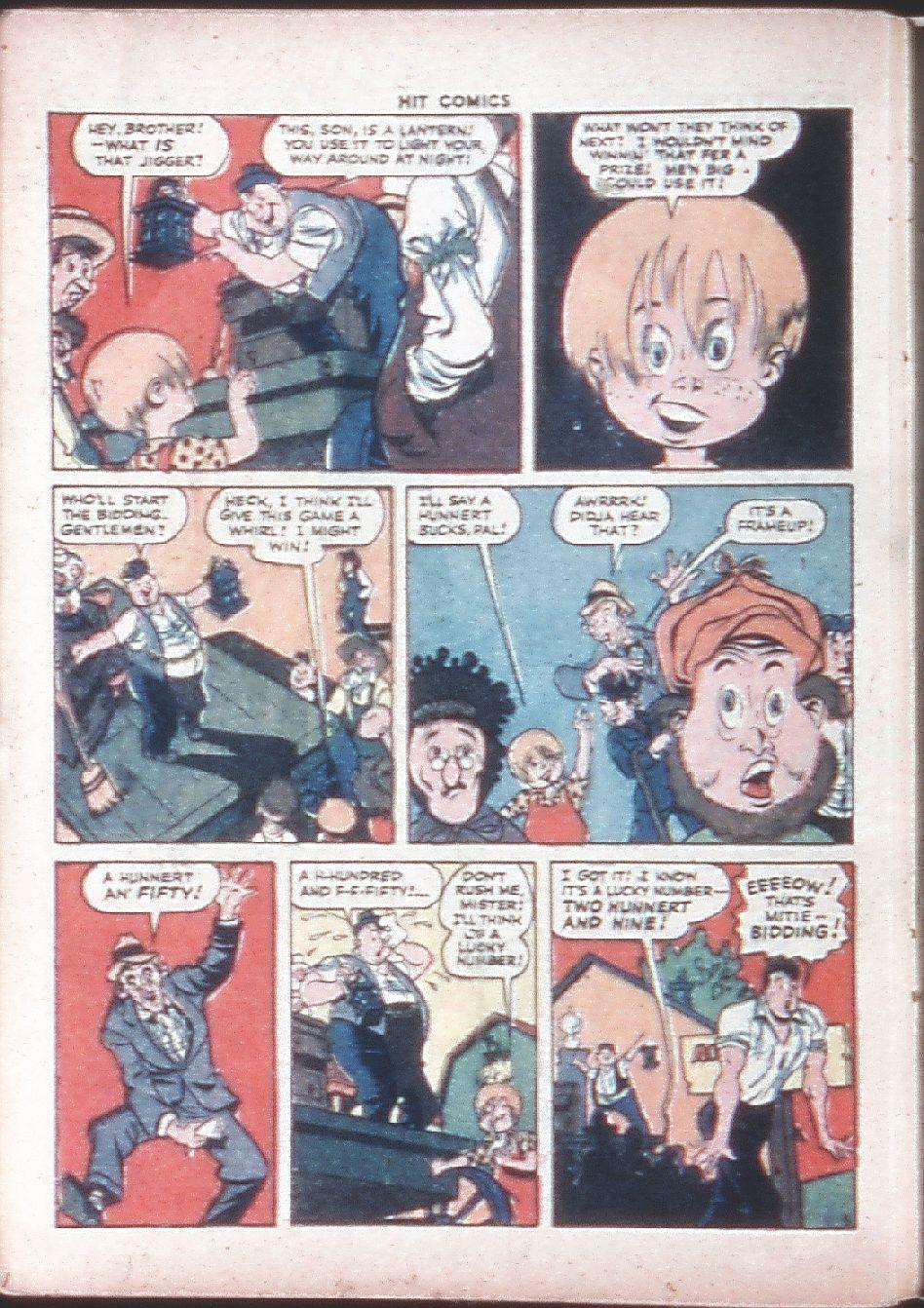 Read online Hit Comics comic -  Issue #36 - 34