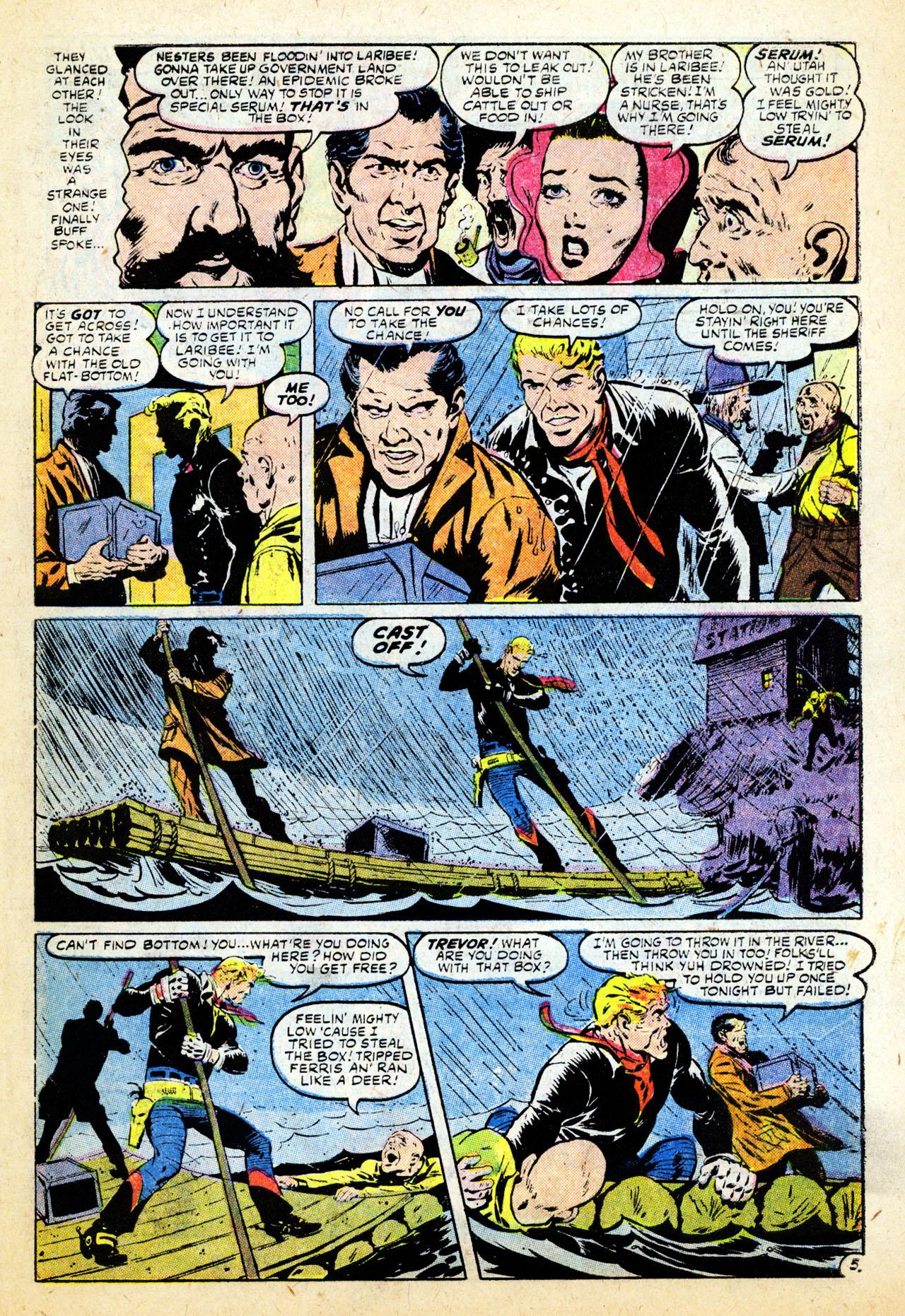 Read online Two-Gun Kid comic -  Issue #26 - 30