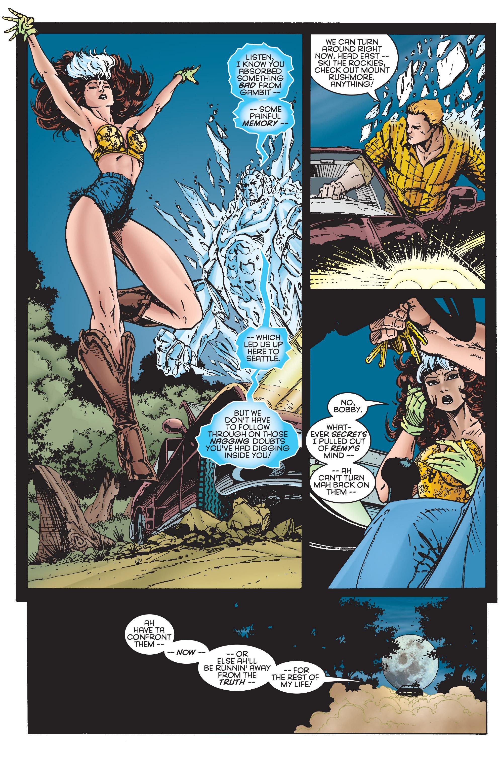 X-Men (1991) 45 Page 8