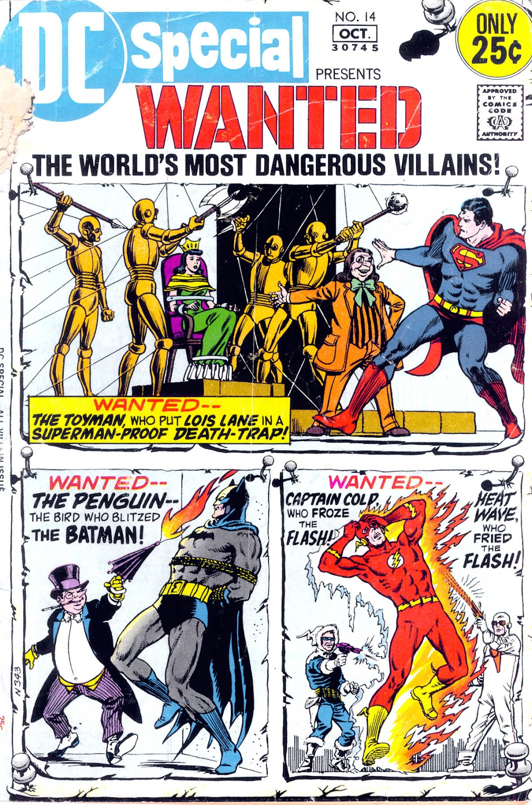 DC Special (1968) issue 14 - Page 1