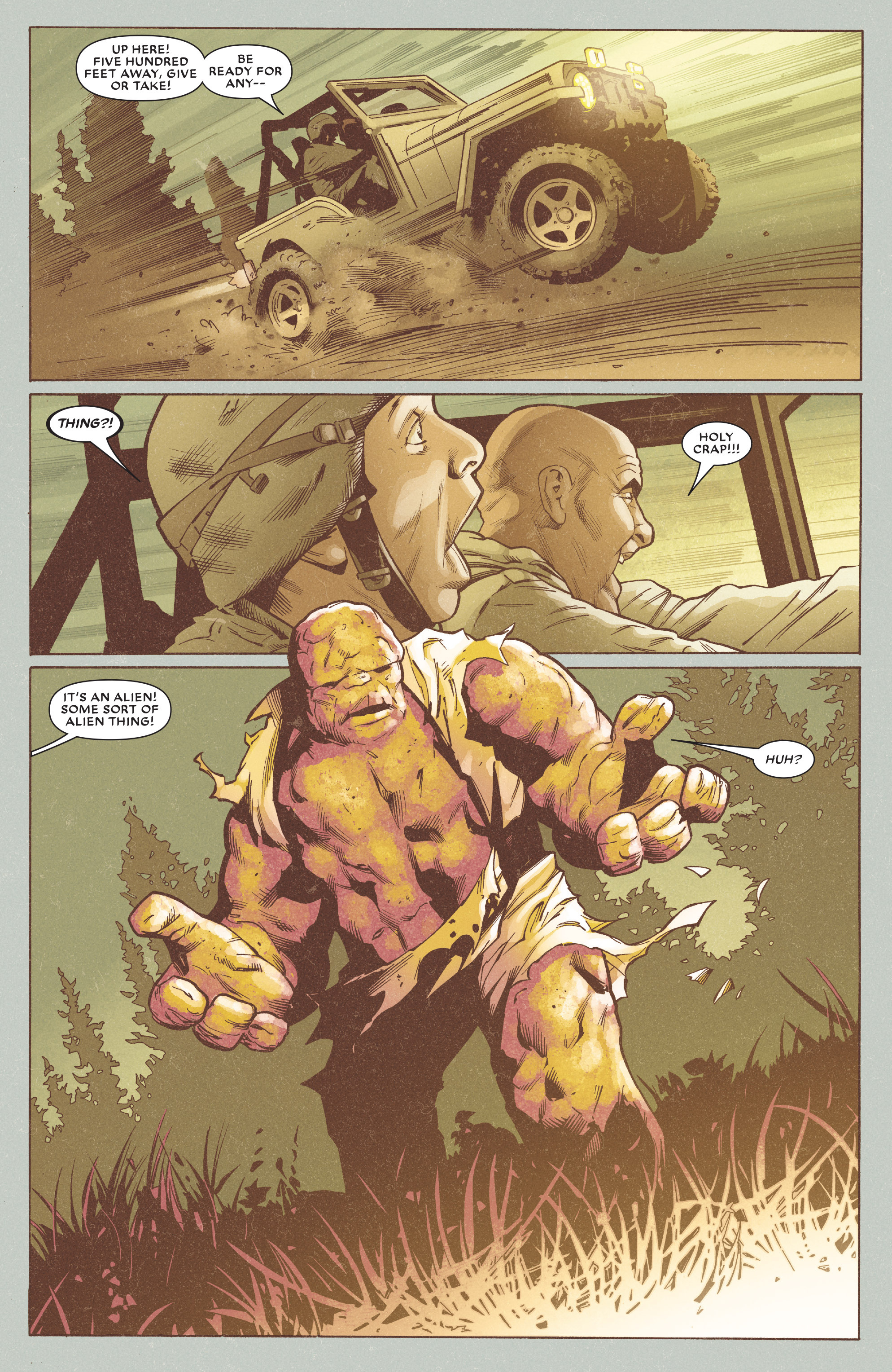 Read online Future Imperfect comic -  Issue #2 - 8