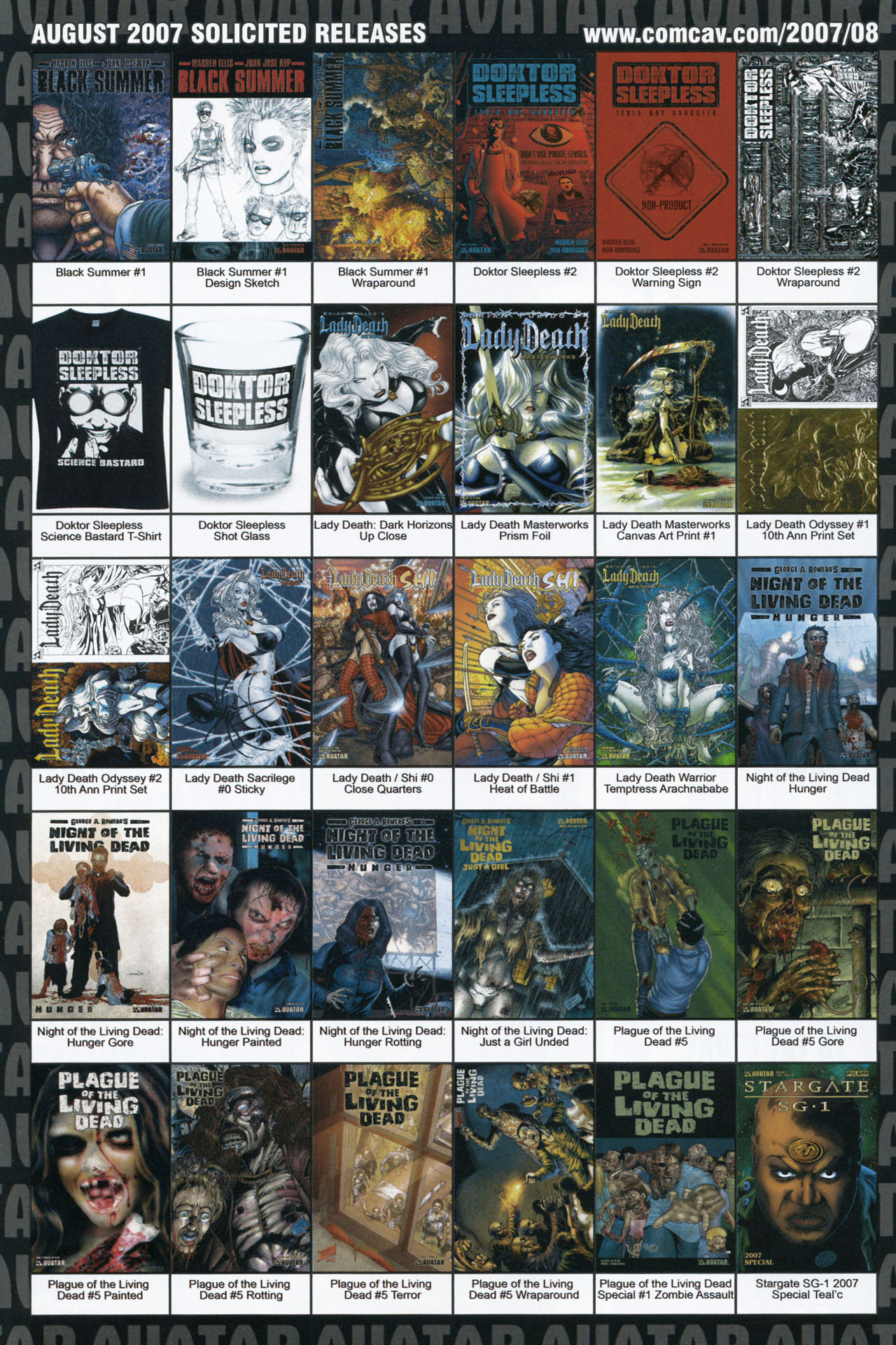 Read online Garth Ennis' Streets of Glory comic -  Issue #1 - 30