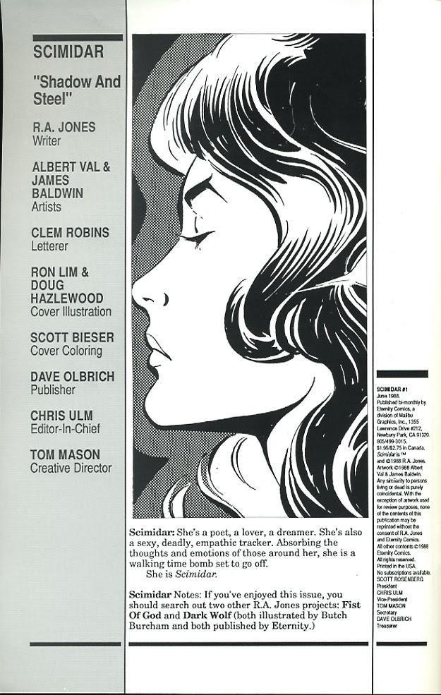 Scimidar (1988) issue 1 - Page 2