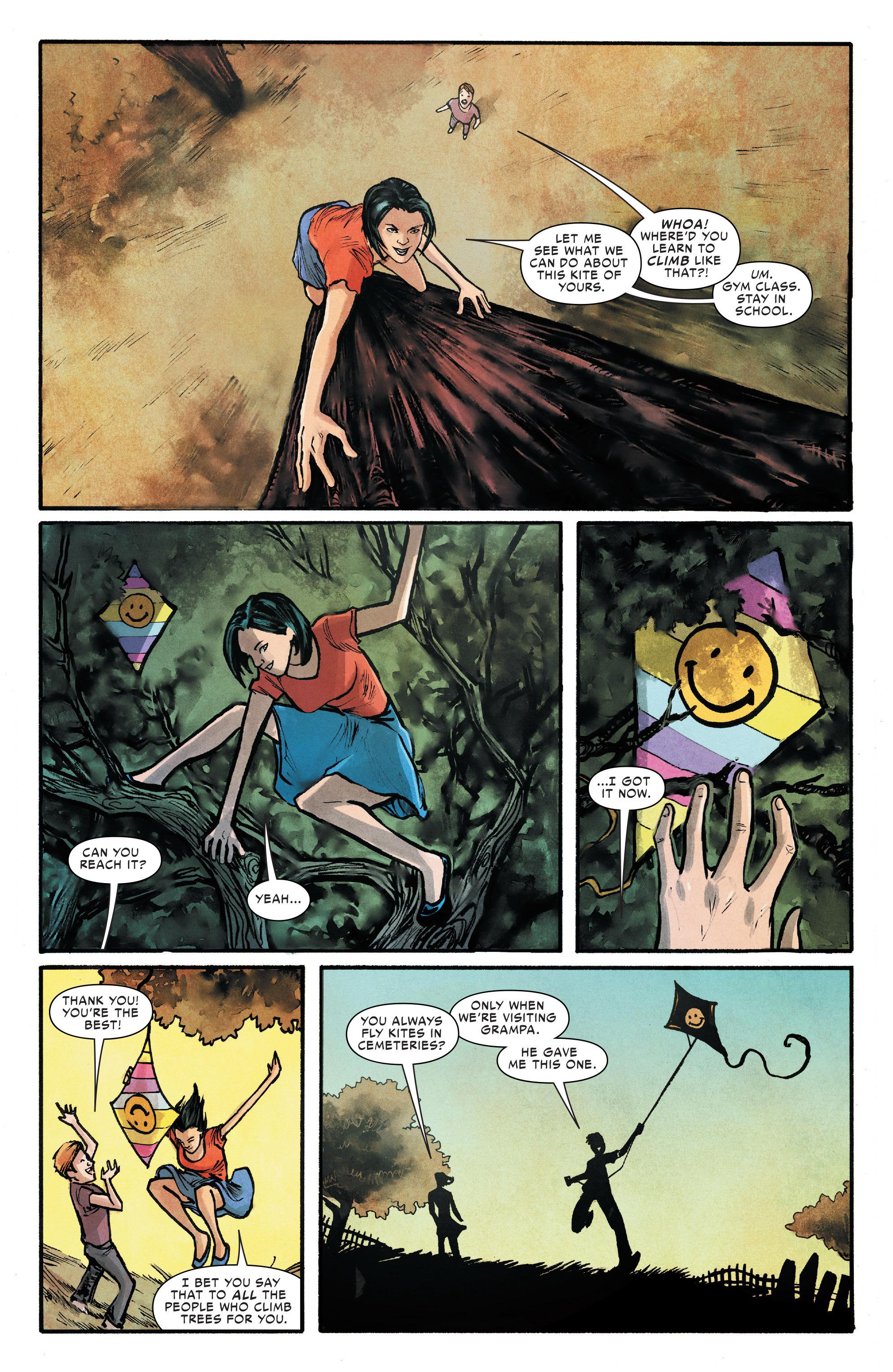 Read online Silk (2016) comic -  Issue #18 - 18