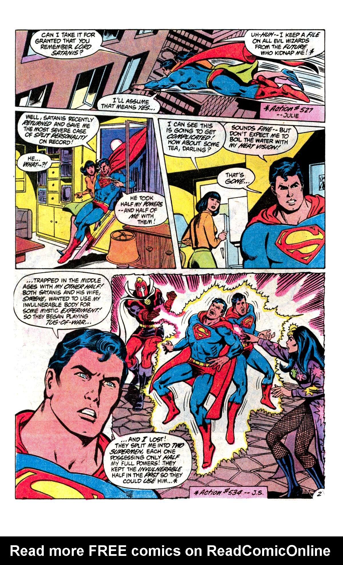 Action Comics (1938) 537 Page 2