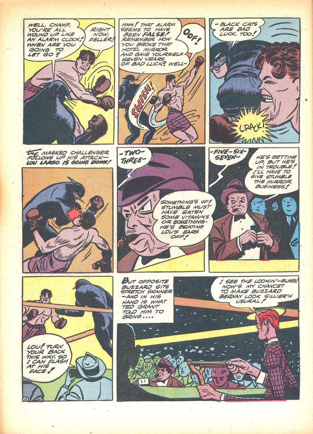 Read online Sensation (Mystery) Comics comic -  Issue #13 - 64