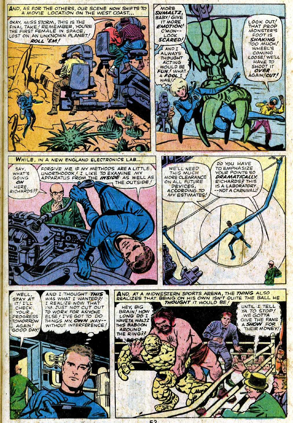 Giant-Size Fantastic Four issue 5 - Page 55