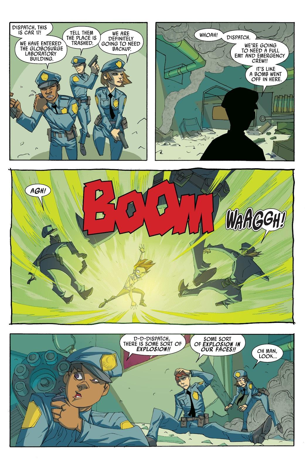 Read online Takio (2012) comic -  Issue #4 - 16