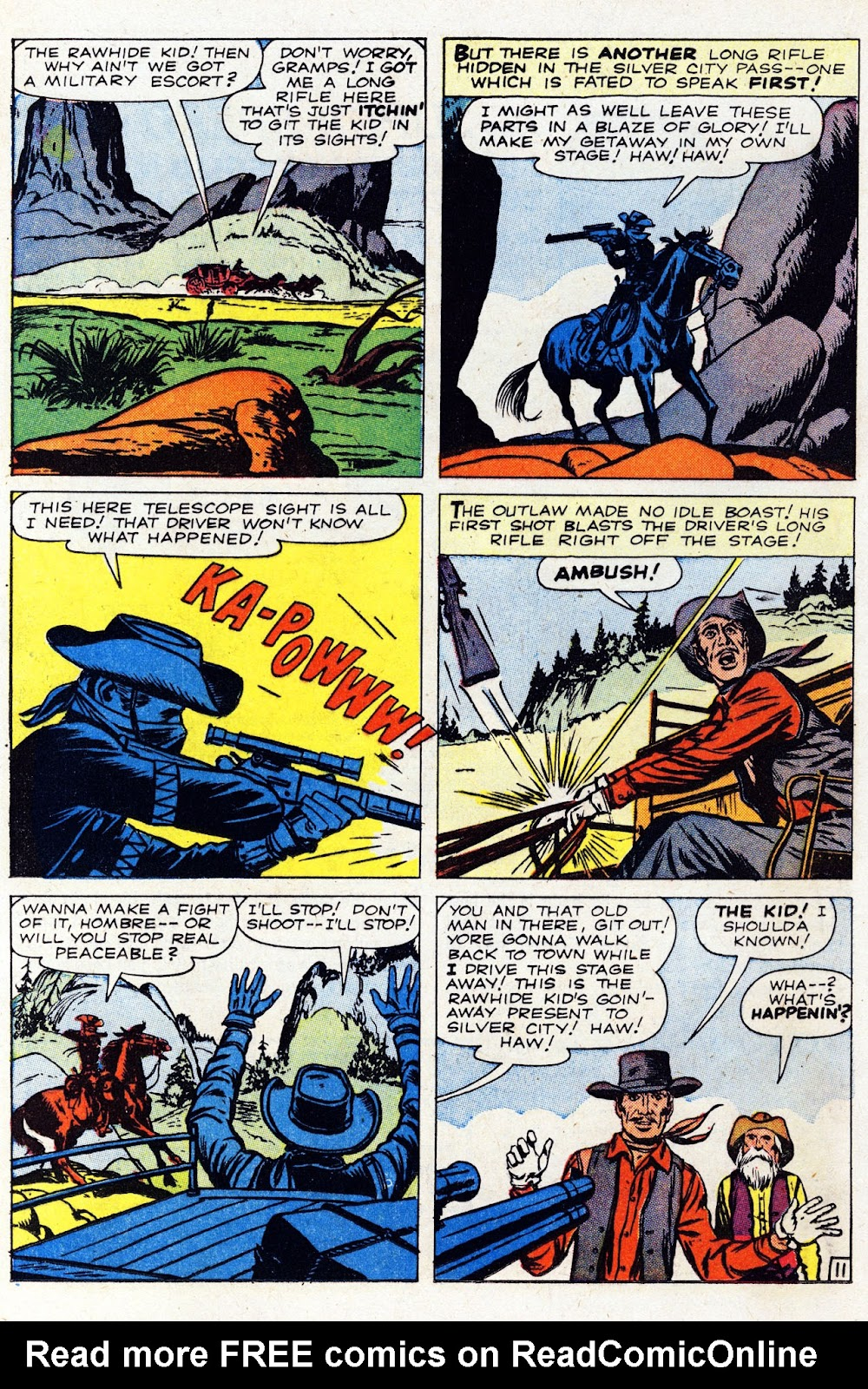 The Rawhide Kid (1955) issue 24 - Page 16