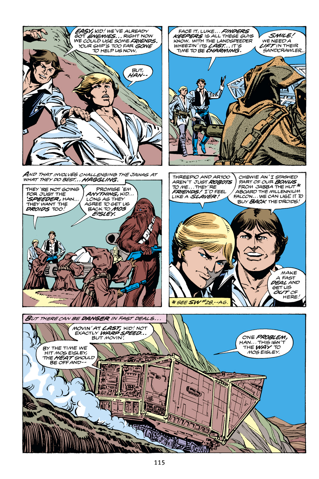 Read online Star Wars Omnibus comic -  Issue # Vol. 14 - 115