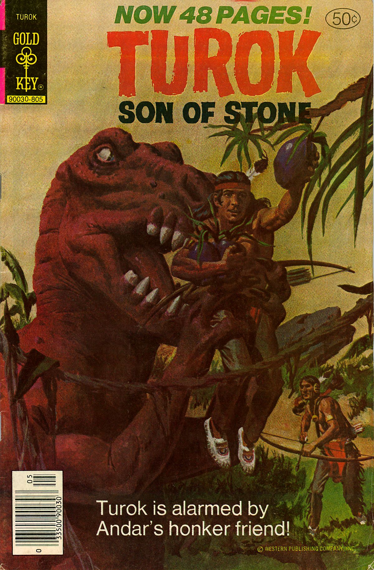 Read online Turok, Son of Stone comic -  Issue #115 - 1