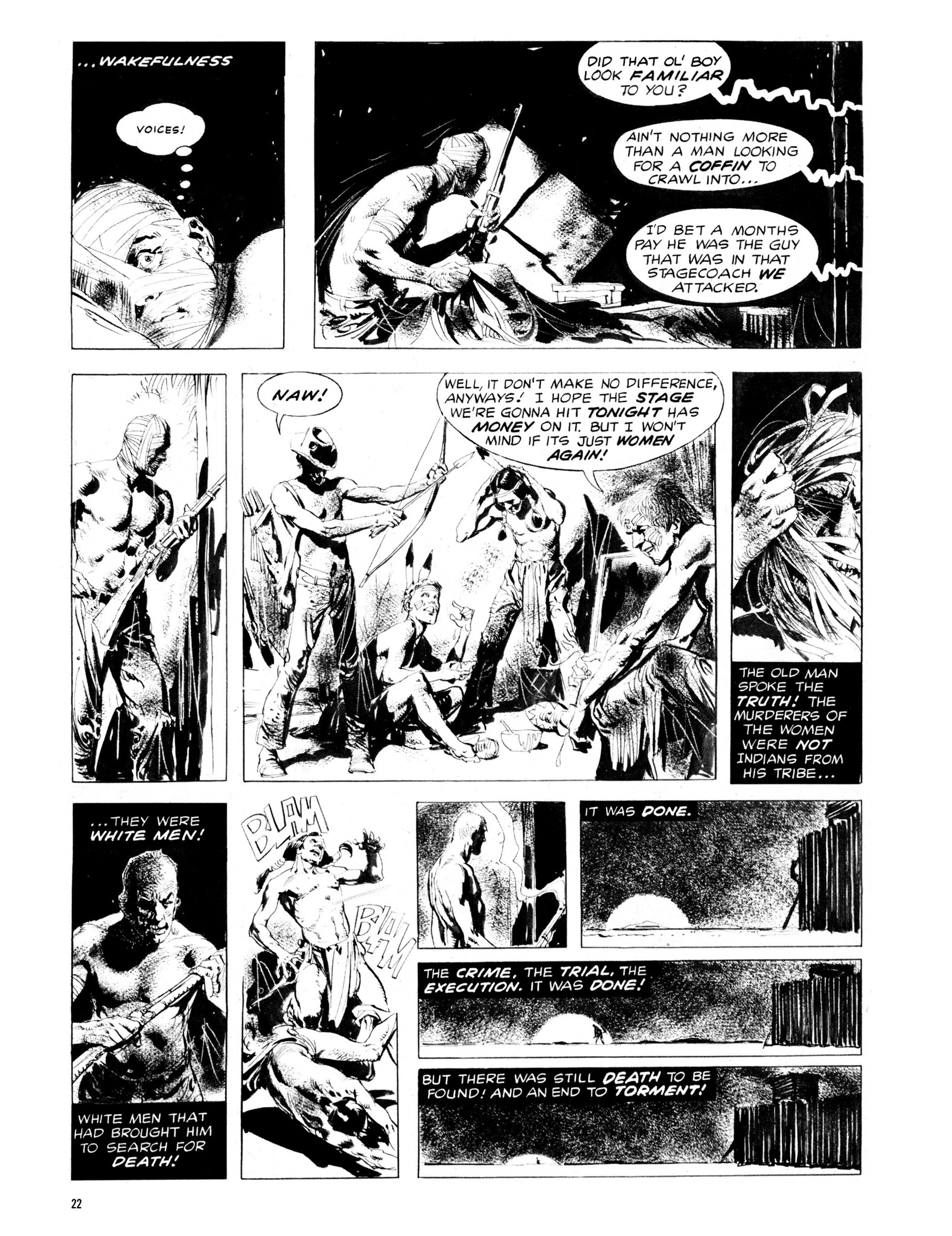 Read online Eerie Archives comic -  Issue # TPB 13 - 23