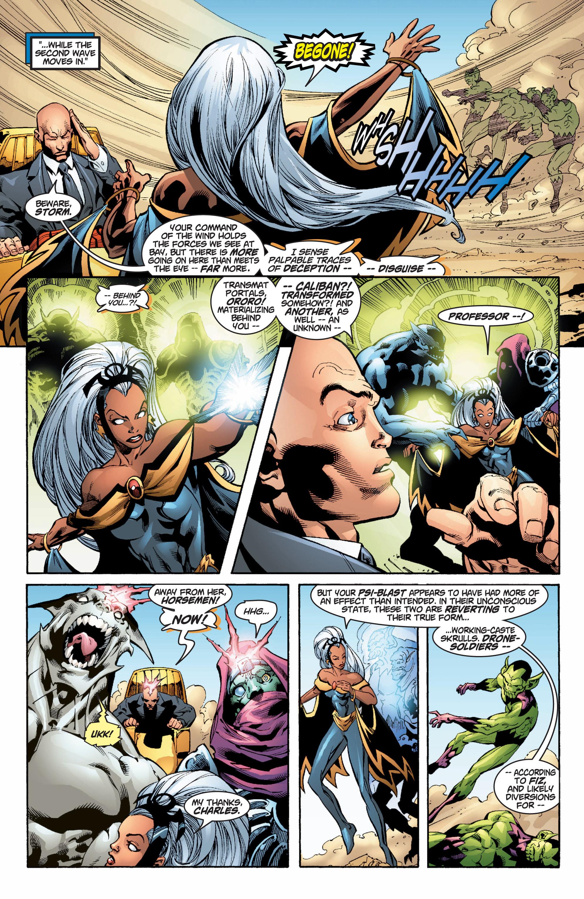 Read online Uncanny X-Men (1963) comic -  Issue #377 - 6