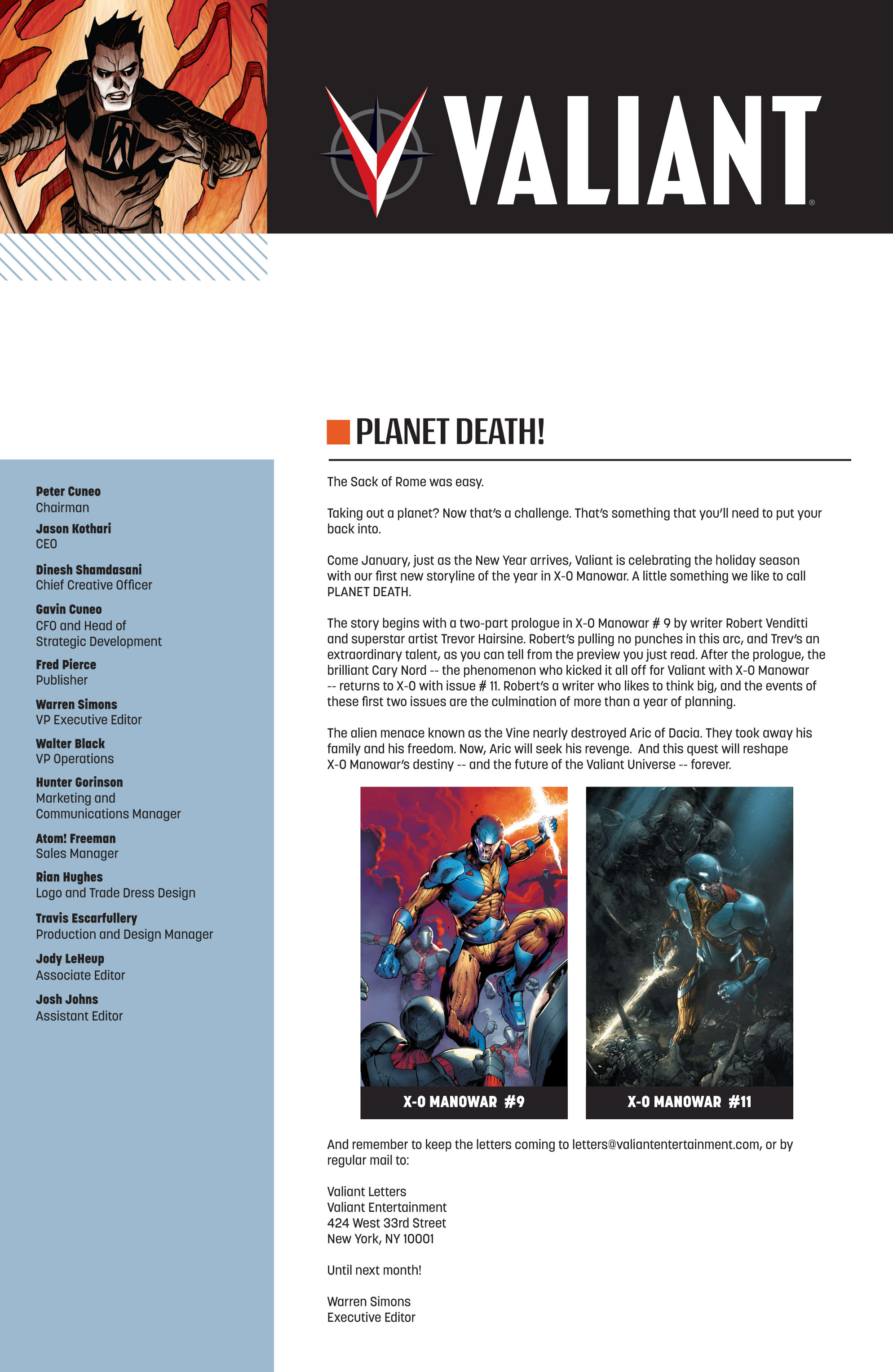Read online Shadowman (2012) comic -  Issue #2 - 31
