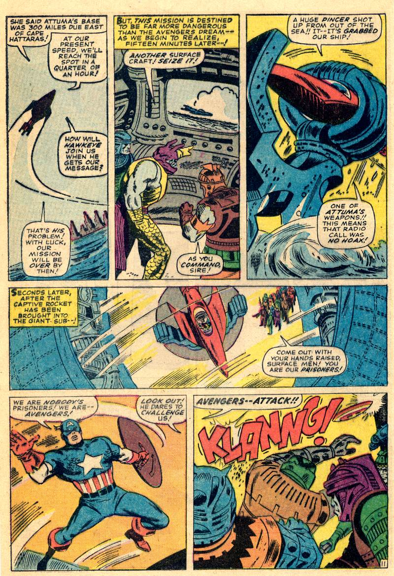 The Avengers (1963) 26 Page 15