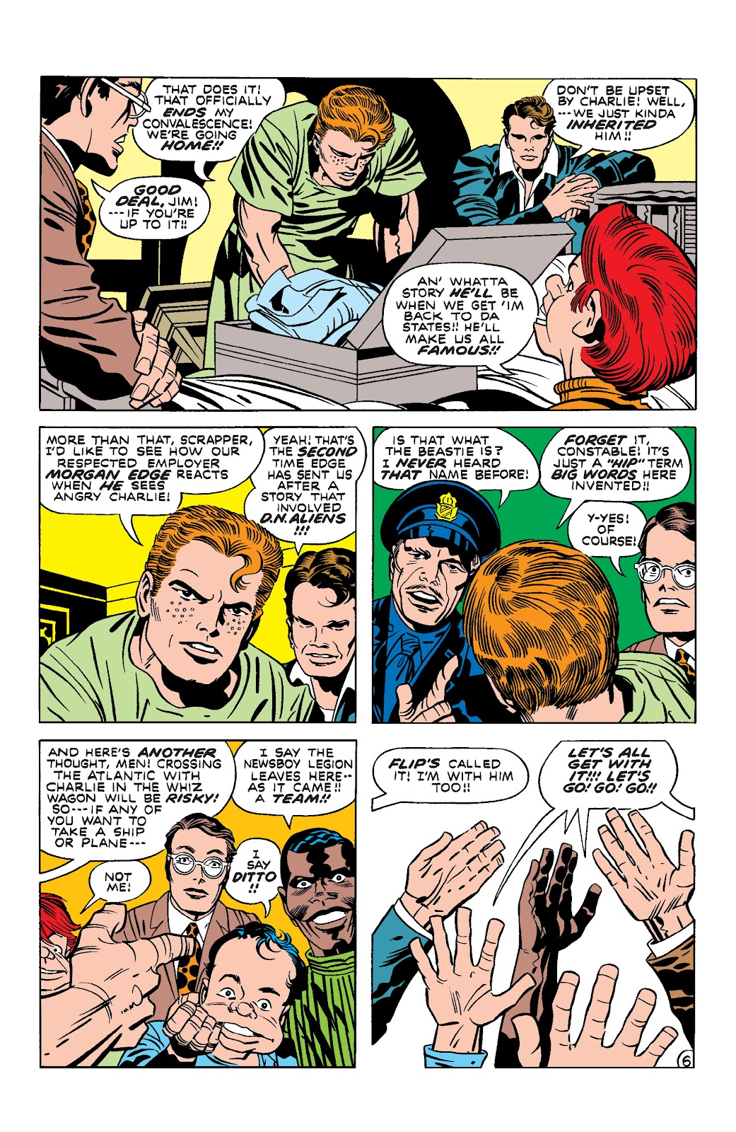 Read online Superman's Pal, Jimmy Olsen by Jack Kirby comic -  Issue # TPB (Part 4) - 17