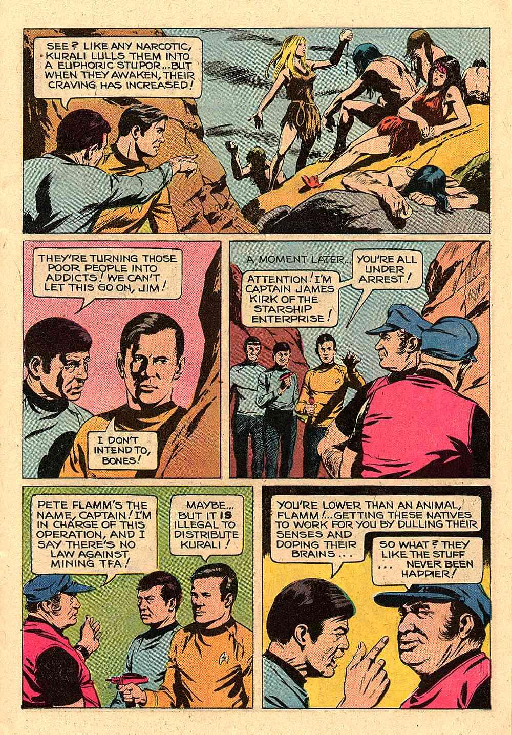 Star Trek (1967) issue 52 - Page 9