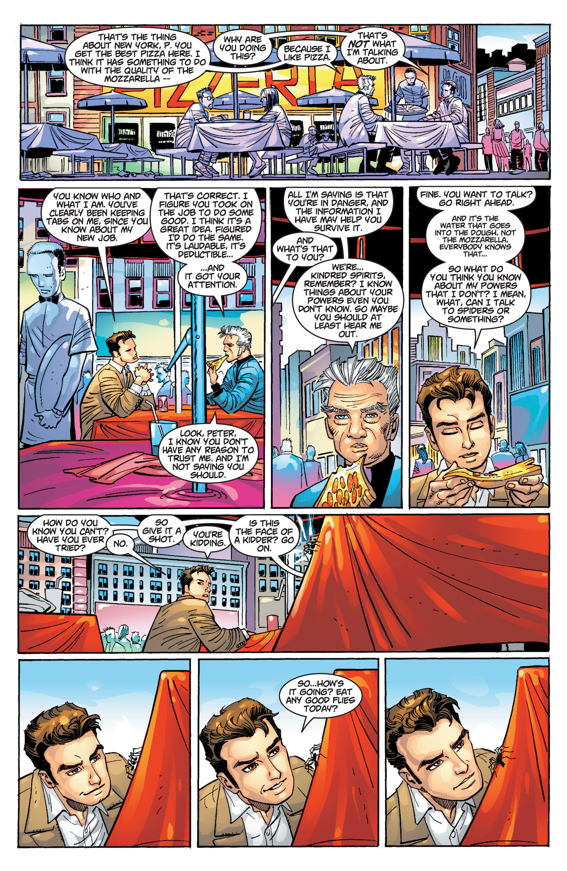The Amazing Spider-Man (1999) 32 Page 7