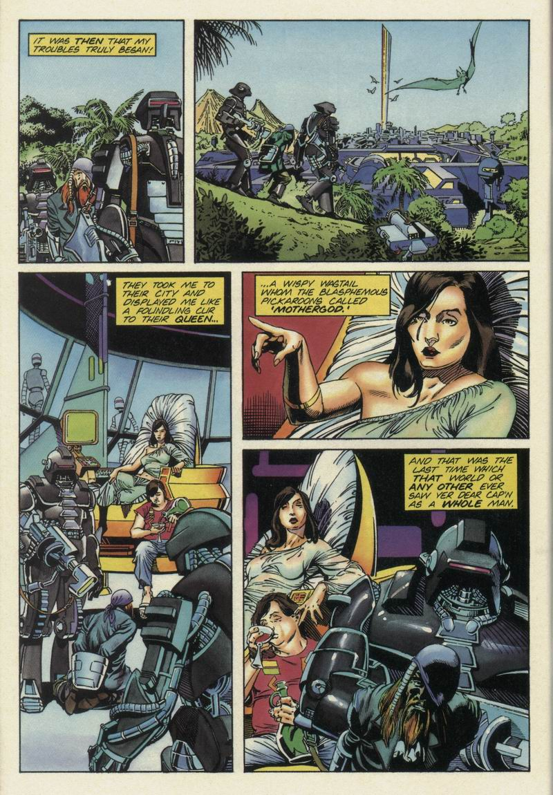 Read online Turok, Dinosaur Hunter (1993) comic -  Issue #13 - 8