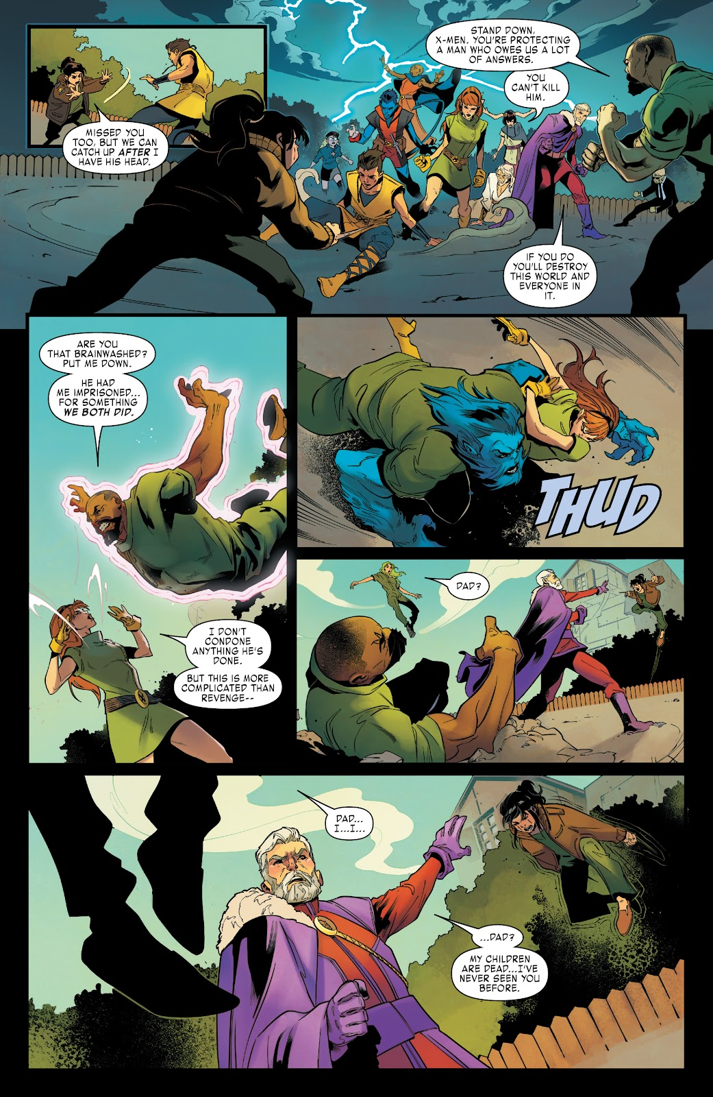 Read online Age of X-Man Omega comic -  Issue # Full - 19