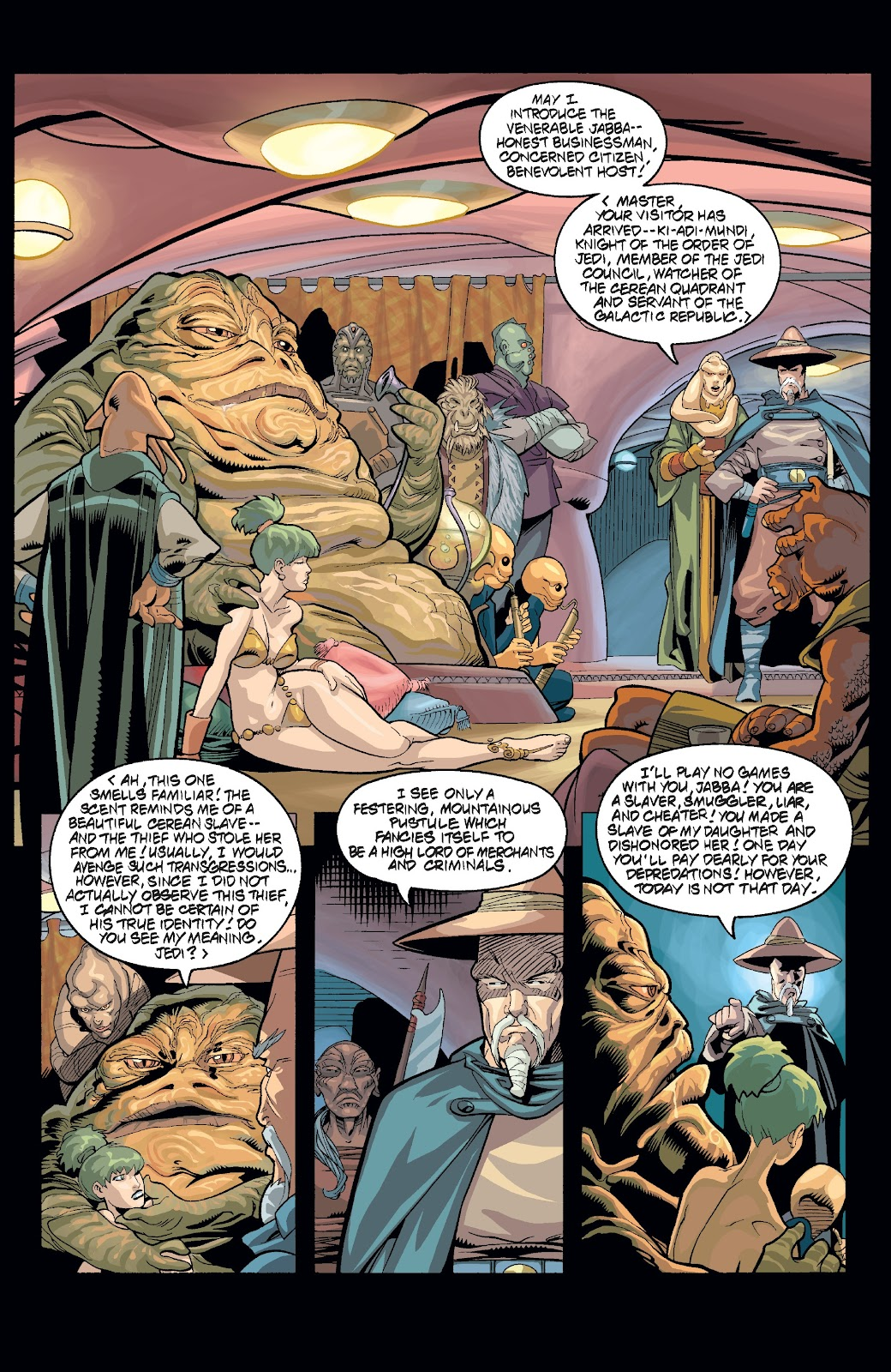Read online Star Wars Legends Epic Collection: The Menace Revealed comic -  Issue # TPB (Part 2) - 33