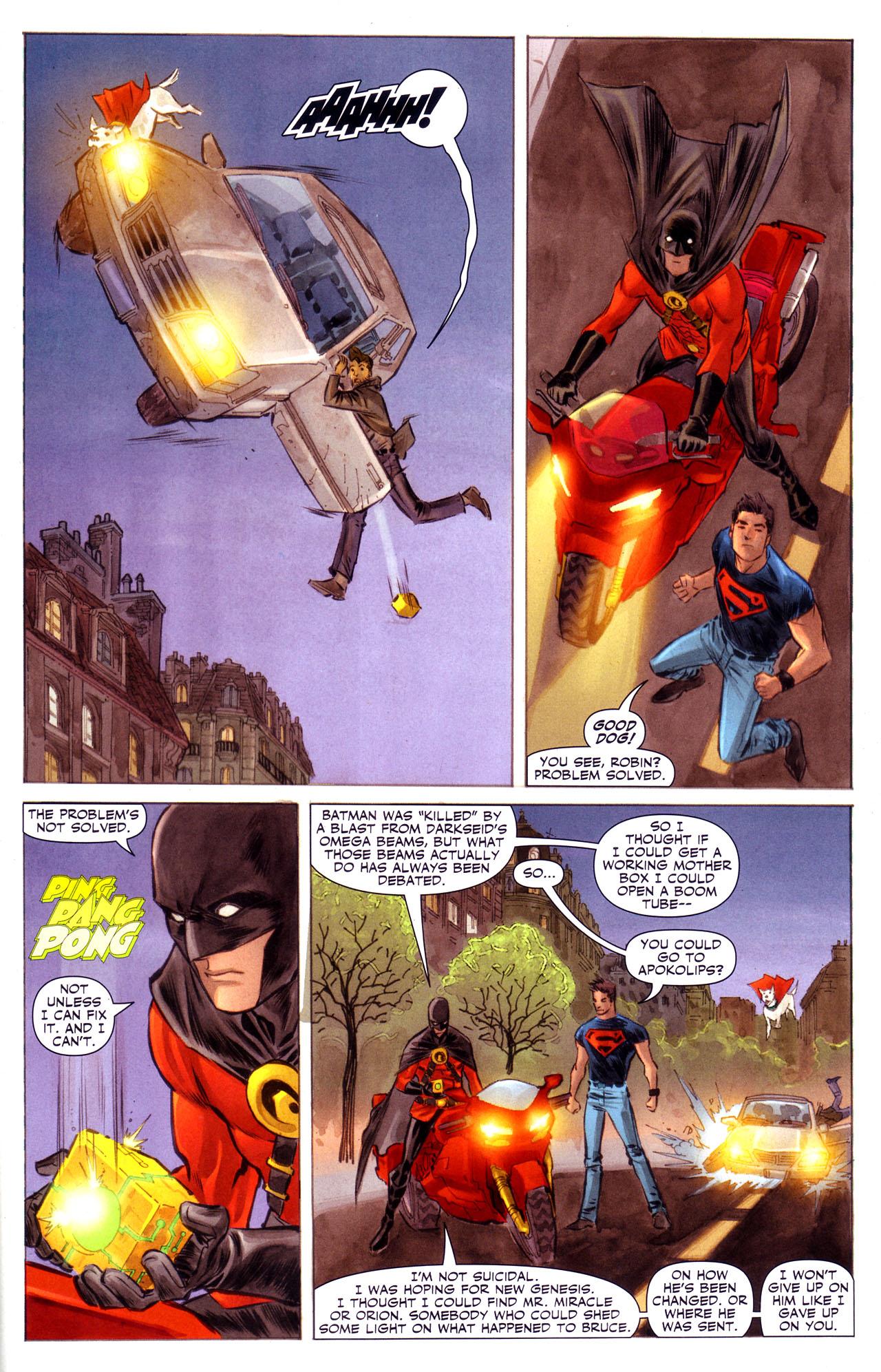 Read online Adventure Comics (2009) comic -  Issue #3 - 14