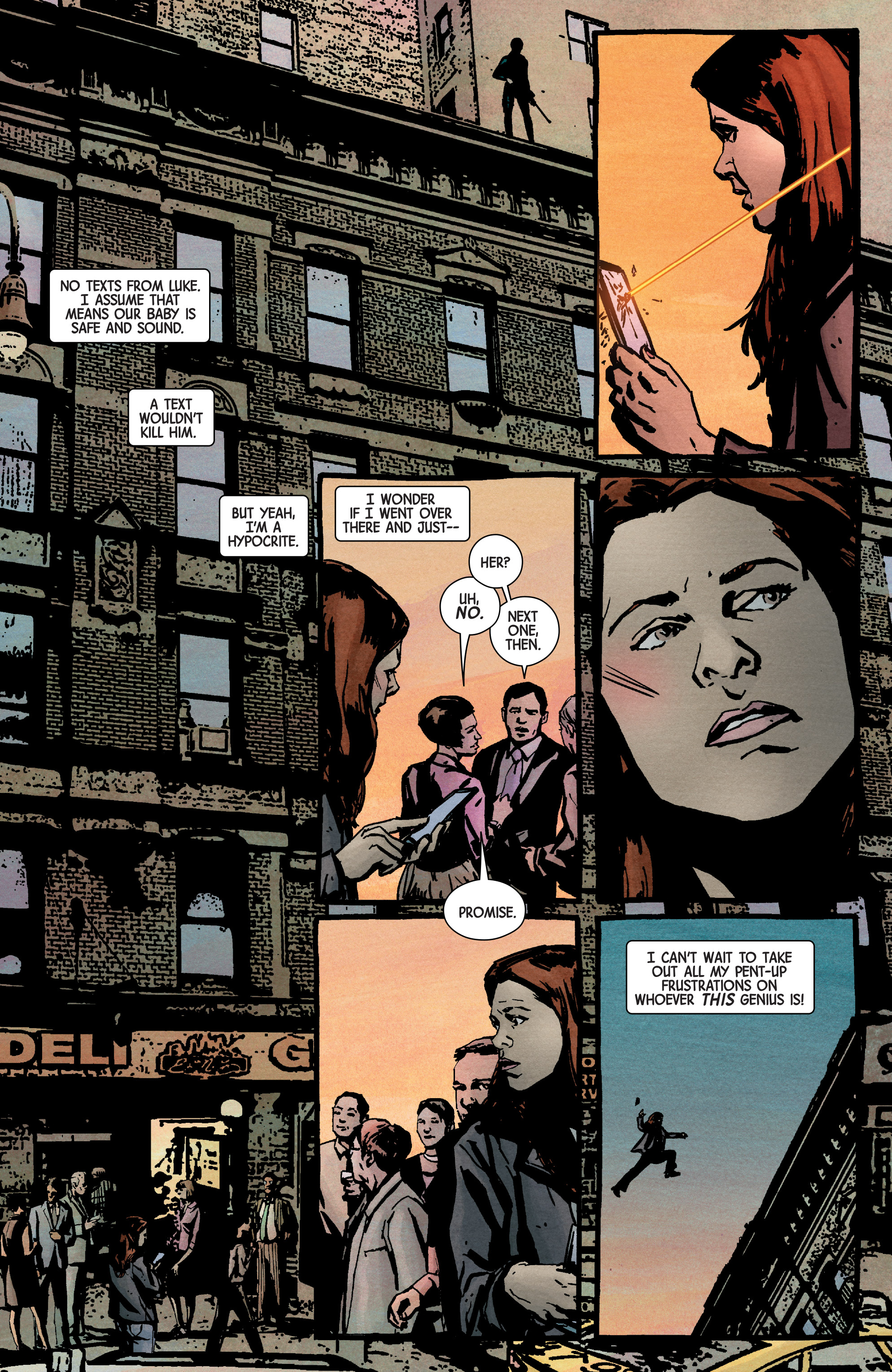 Read online Jessica Jones (2016) comic -  Issue #8 - 14