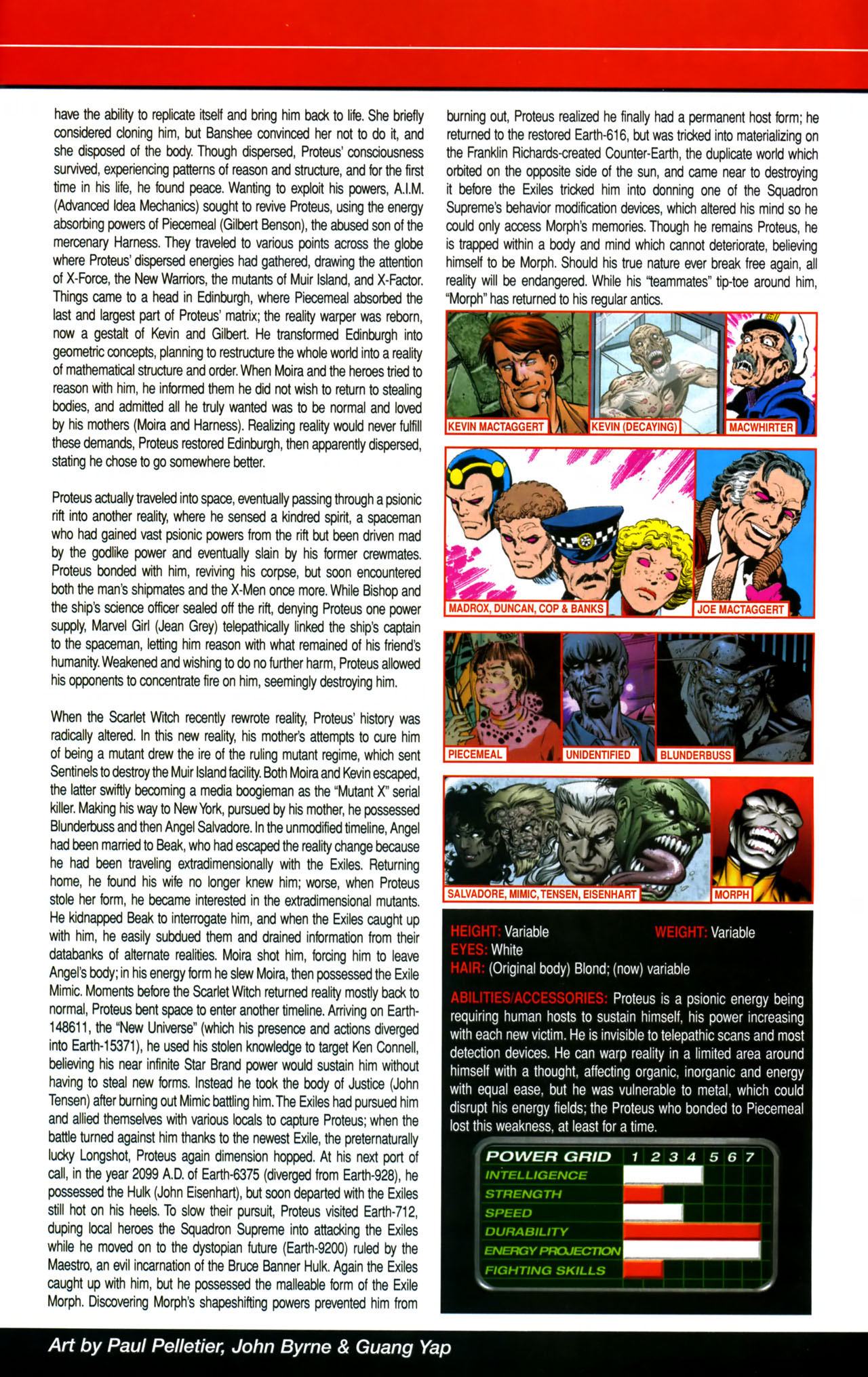 Read online All-New Official Handbook of the Marvel Universe A to Z comic -  Issue #8 - 59