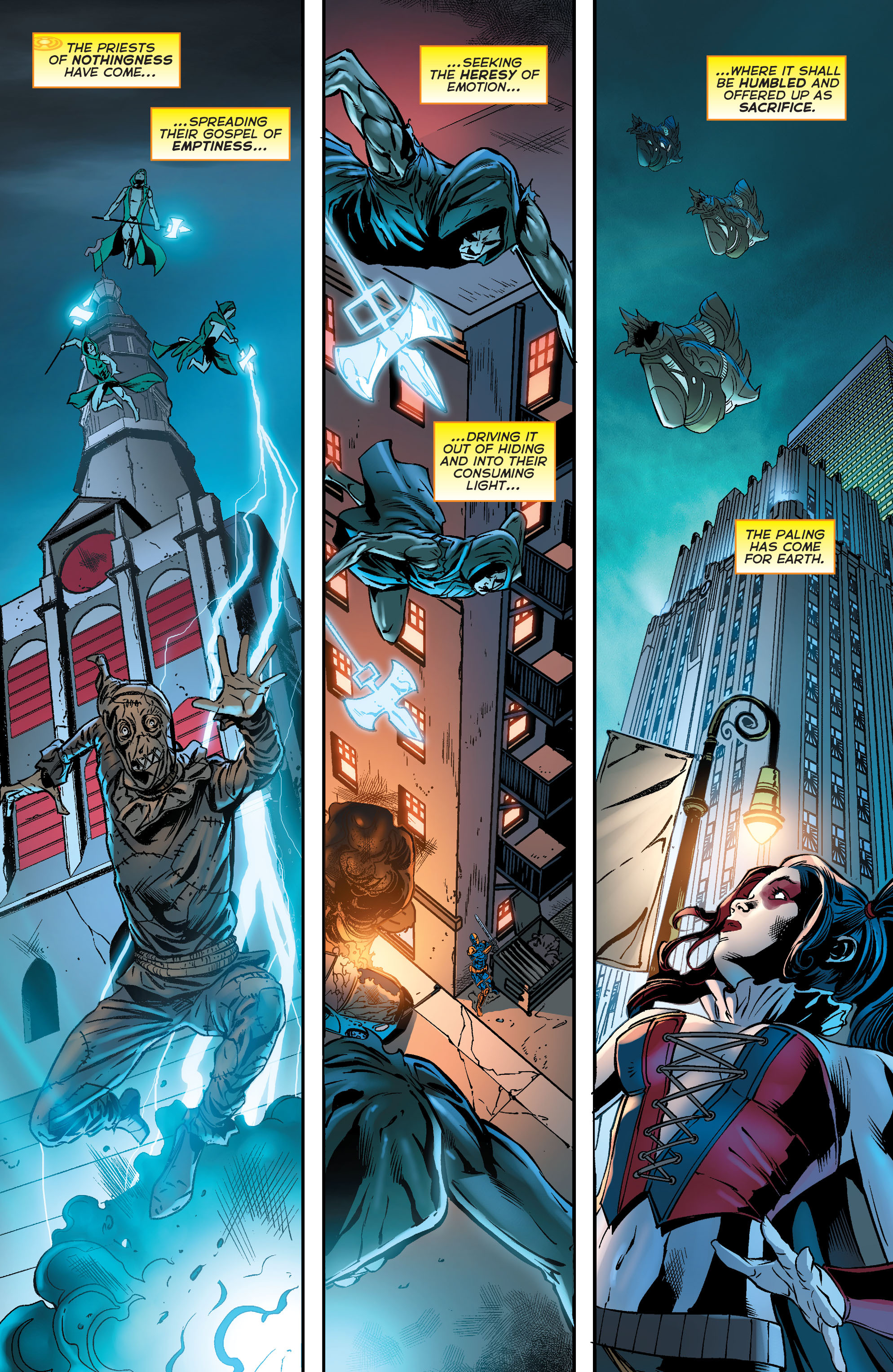 Read online Sinestro comic -  Issue #18 - 3