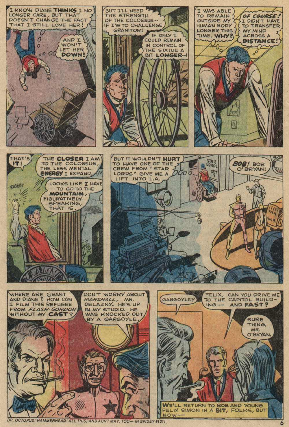 Read online Astonishing Tales (1970) comic -  Issue #23 - 5
