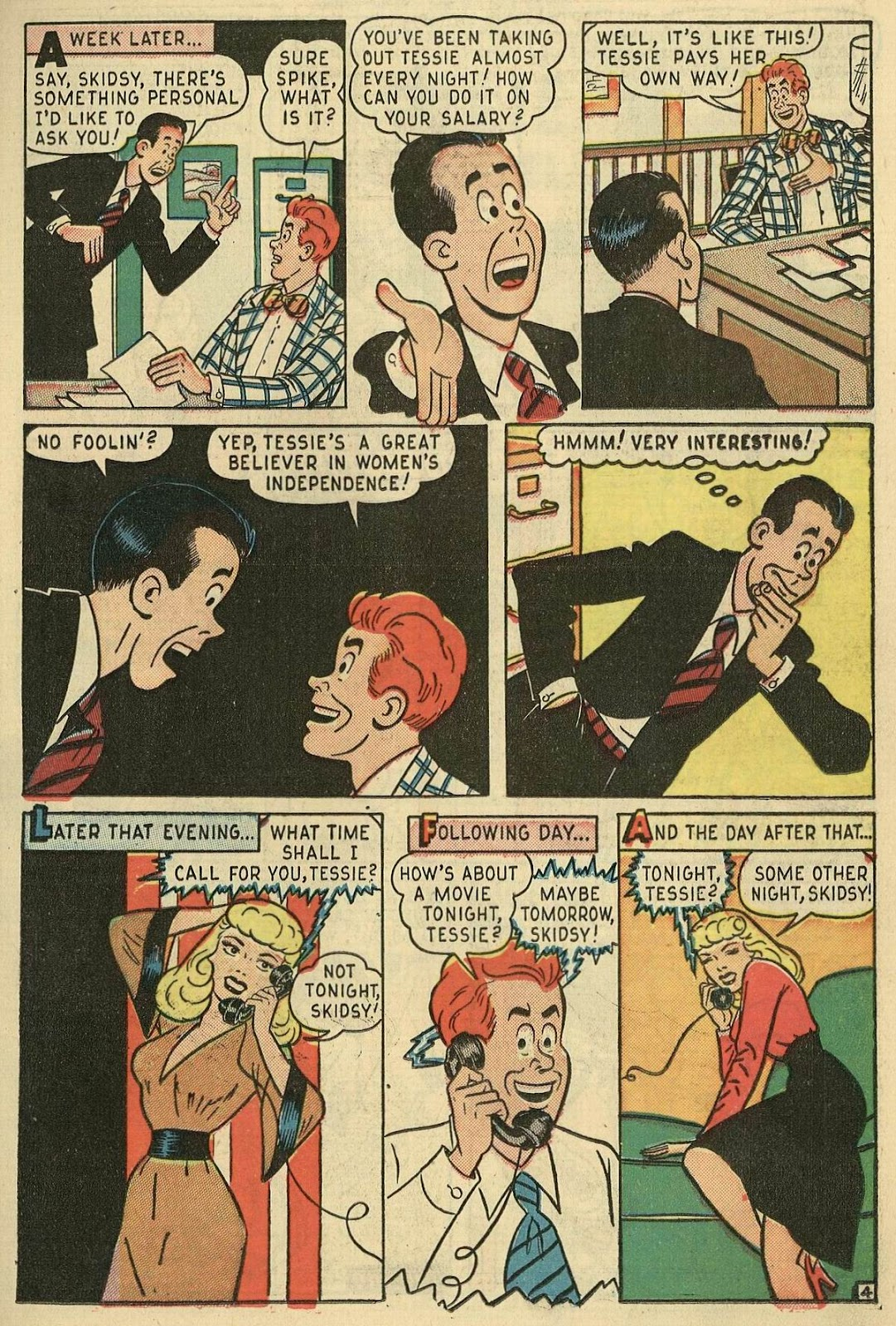 Read online Gay Comics comic -  Issue #34 - 23