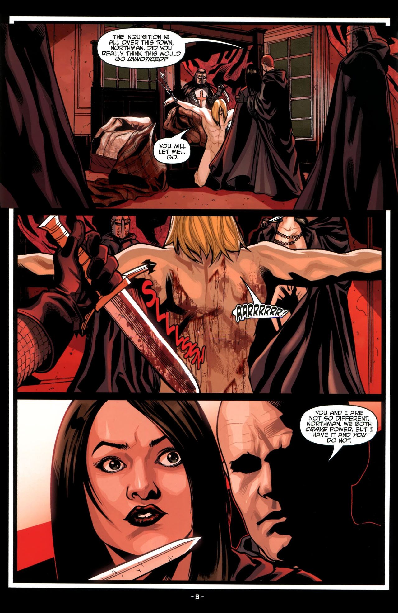 Read online True Blood (2010) comic -  Issue #3 - 8