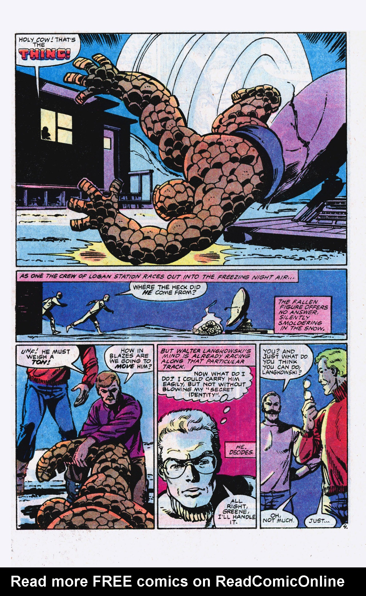 Read online Alpha Flight (1983) comic -  Issue #9 - 5