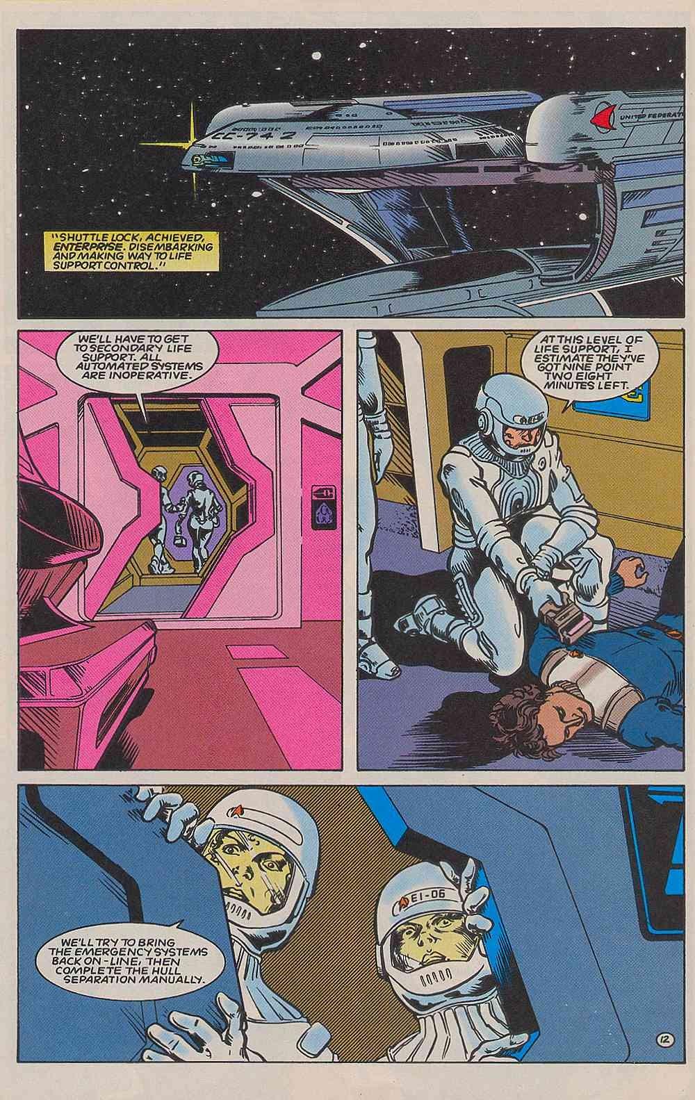 Read online Star Trek (1989) comic -  Issue # _Special 2 - 44
