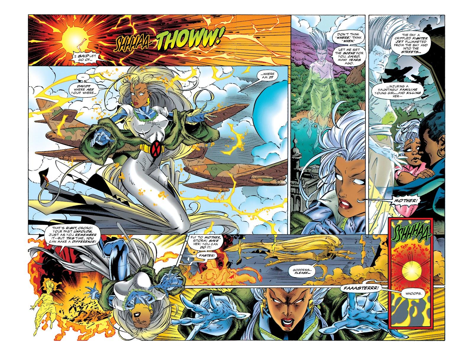 Uncanny X-Men (1963) issue 320 - Page 12