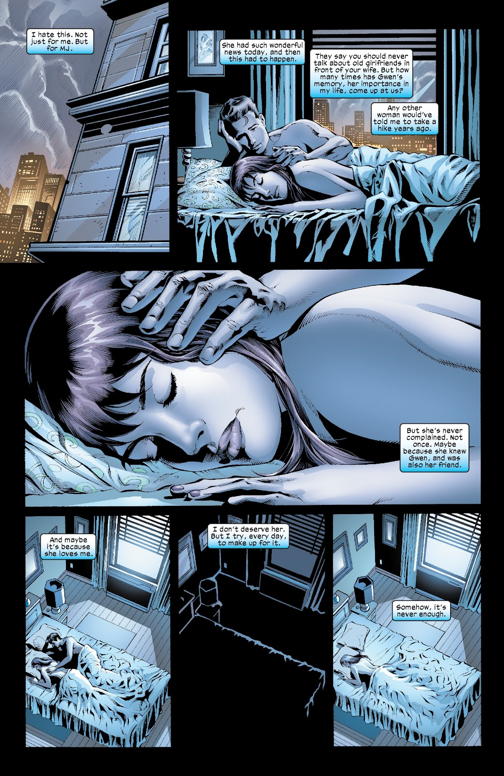 The Amazing Spider-Man by JMS Ultimate Collection issue TPB 3 (Part 2) - Page 53