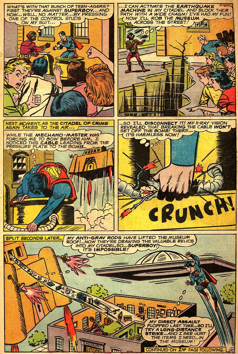 Superboy (1949) issue 135 - Page 11