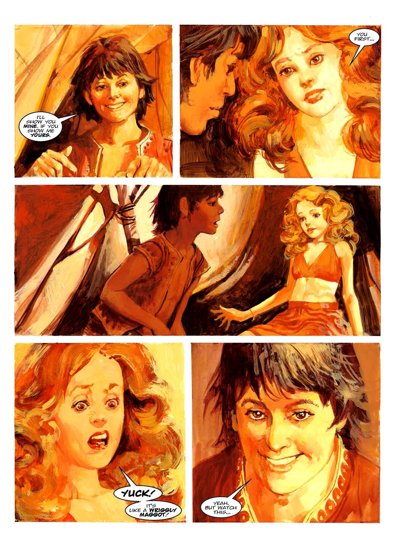 Read online Nikolai Dante comic -  Issue # TPB 6 - 168