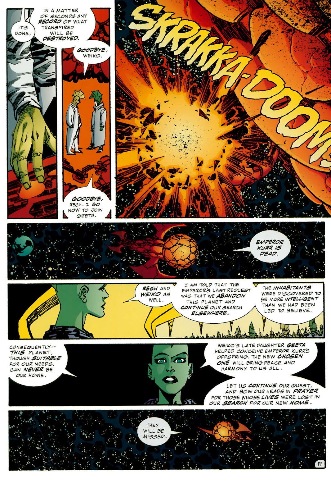 The Savage Dragon (1993) Issue #150 #153 - English 92
