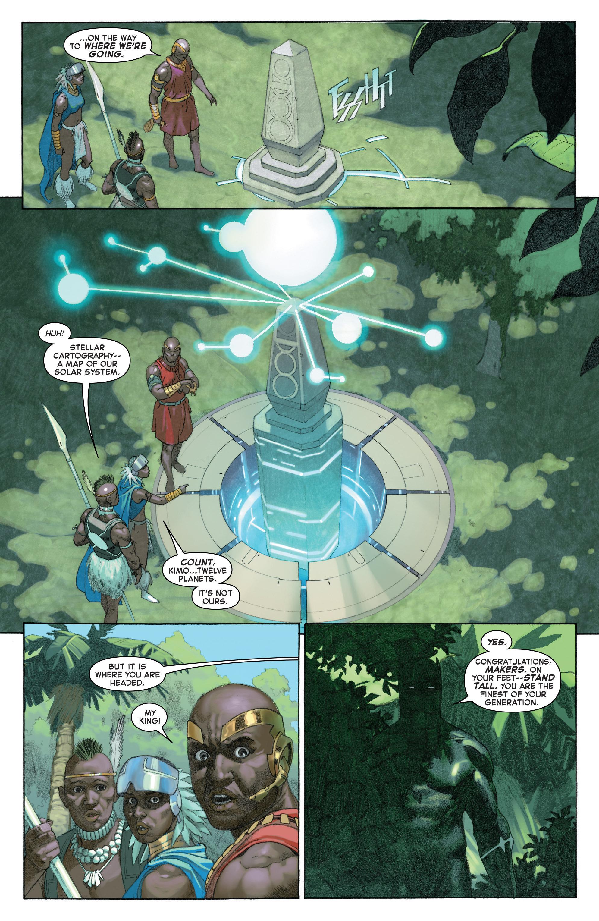 Read online Secret Wars comic -  Issue #9 - 25