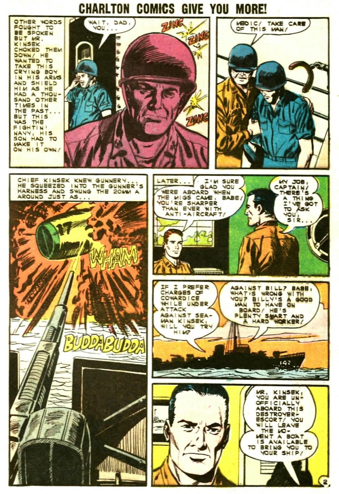 Read online Fightin' Navy comic -  Issue #107 - 9