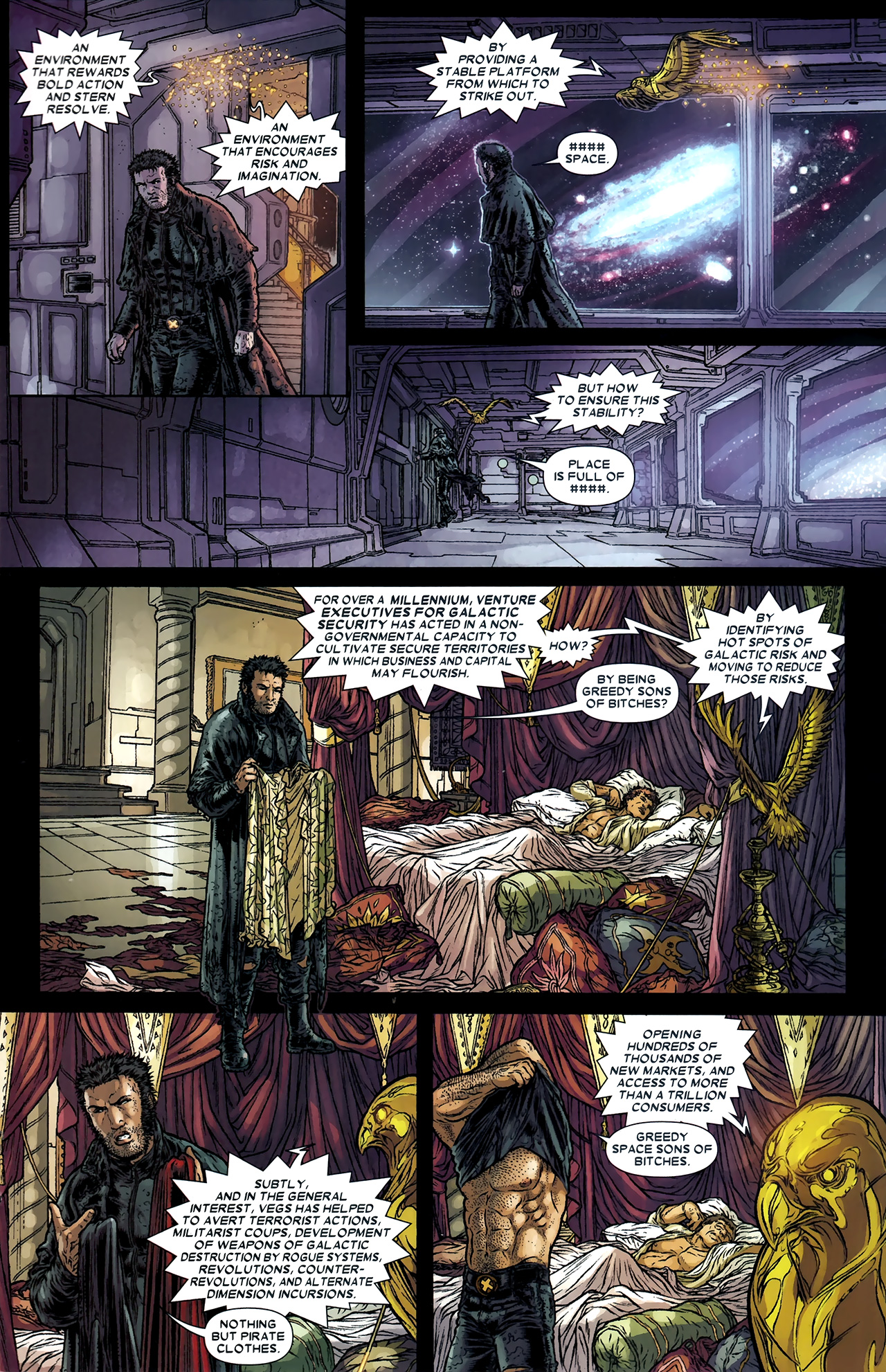 Read online Wolverine: The Best There Is comic -  Issue #9 - 4